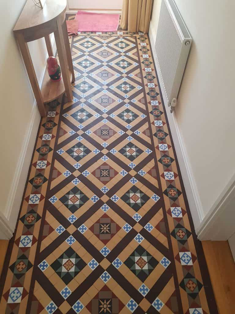 Victorian Floor restoration Barrow In Furness