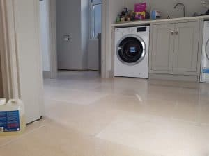Stone Floor Polishing