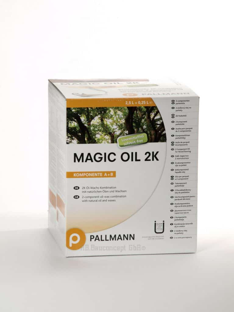 Magic Oil 2K for wooden worktops