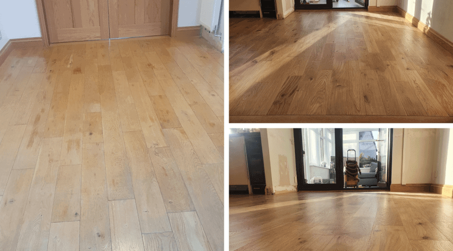 wood floor restoration and sanding