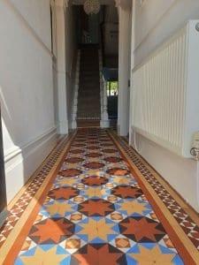 tile restoration cumbria