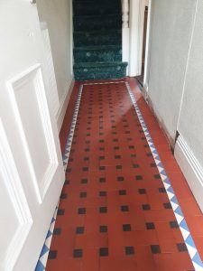 floor tiles cleaned and sealed in Barrow In Furness