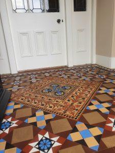 minton tile restoration