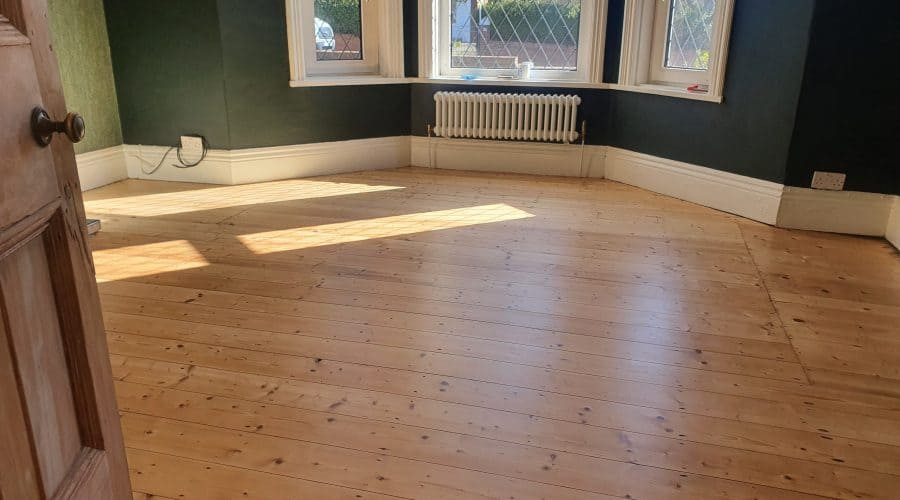 wood floor restoration cumbria