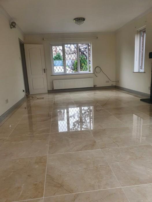 Floor restoration and cleaning in Cumbria