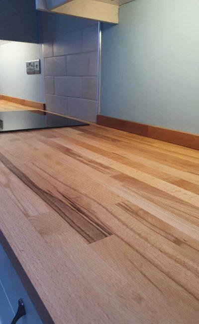 Wooden Worktop Restoration