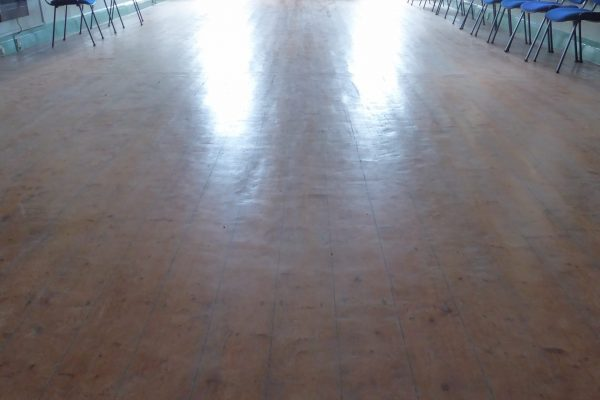 Stainton Hall Floor Restoration